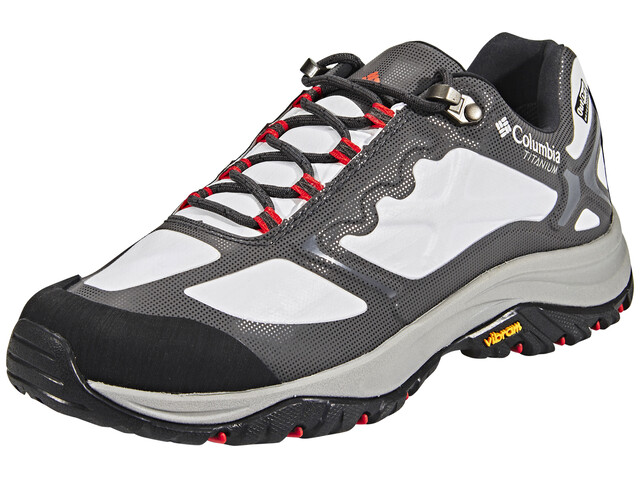 Columbia Terrebonne Outdry Extreme - Calzado Mujer - blanco/negro
